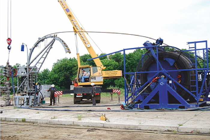 Coiled tubing machinery | Регион